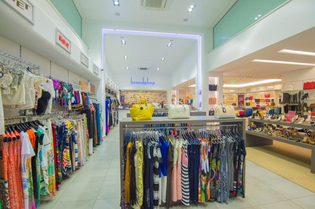 Brandshop Interior 1