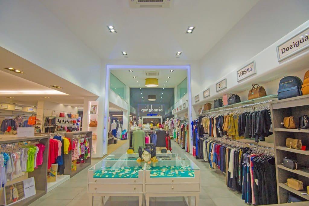 Brandshop Interior 2